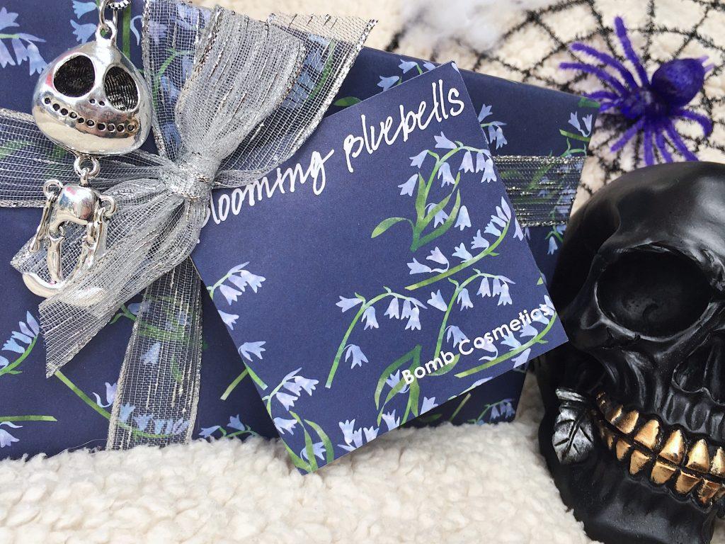 Bloomin' Bluebells packaging
