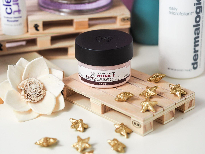 The Body Shop Vitamin E Face Cream