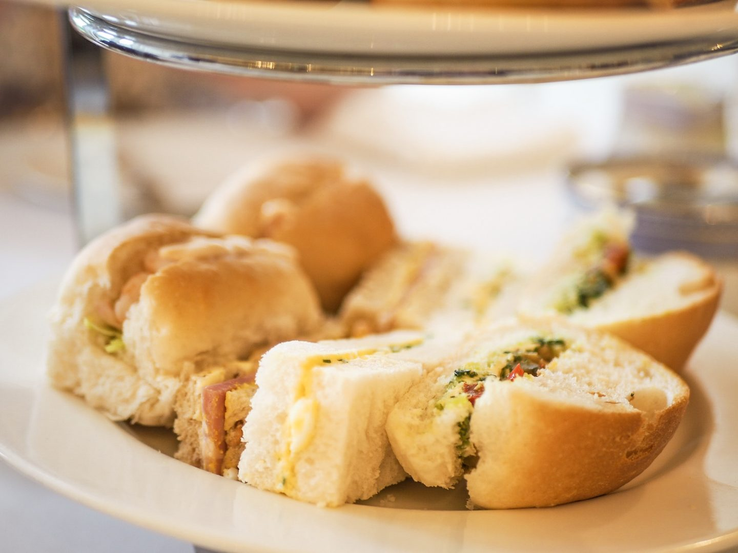 berwick lodge afternoon tea sandwiches