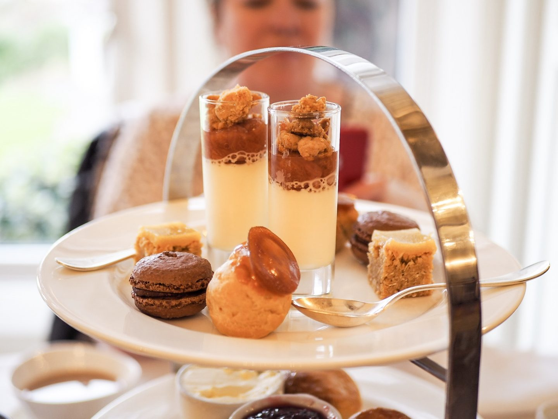 Berwick lodge afternoon tea desserts