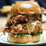 improve your photography - Pollo Libre burger