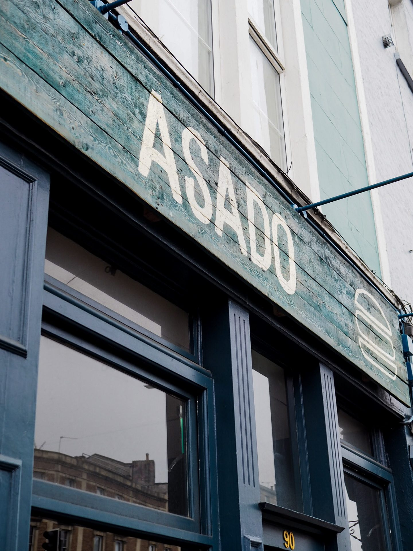 Asado Bristol shop front