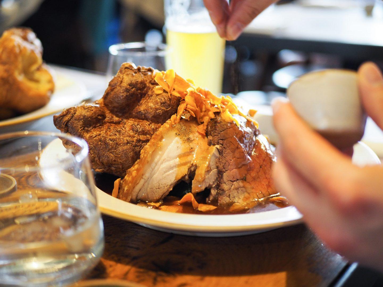 Pasture roast