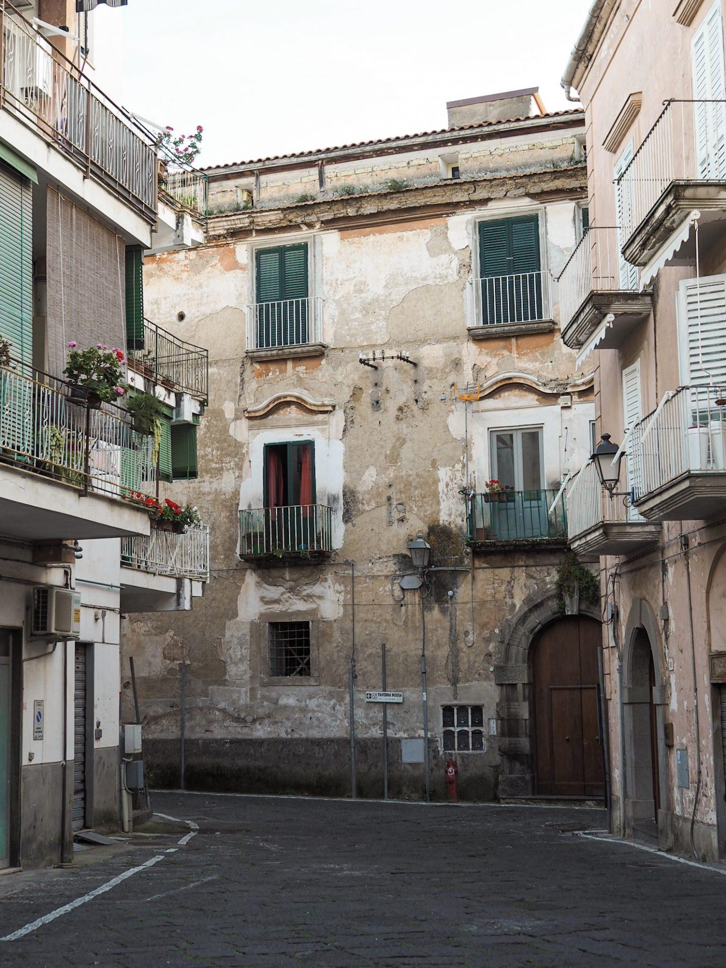 Sorrento back street