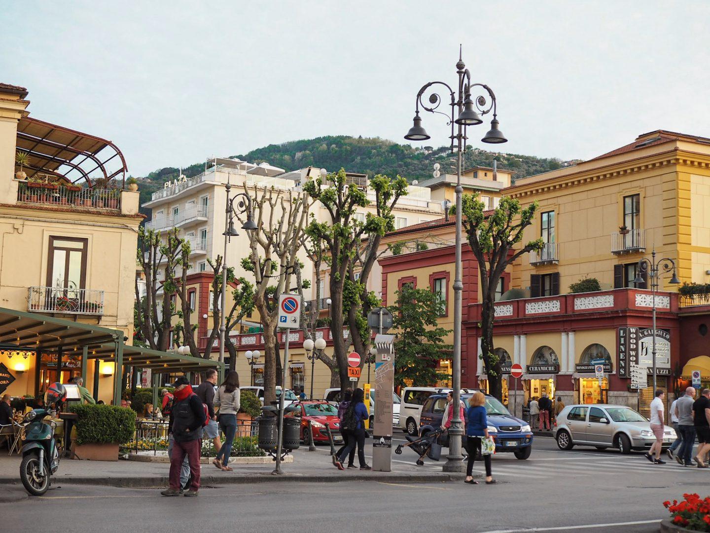 Sorrento travel centre