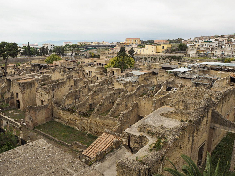 Sorrento travel - Herculaneum