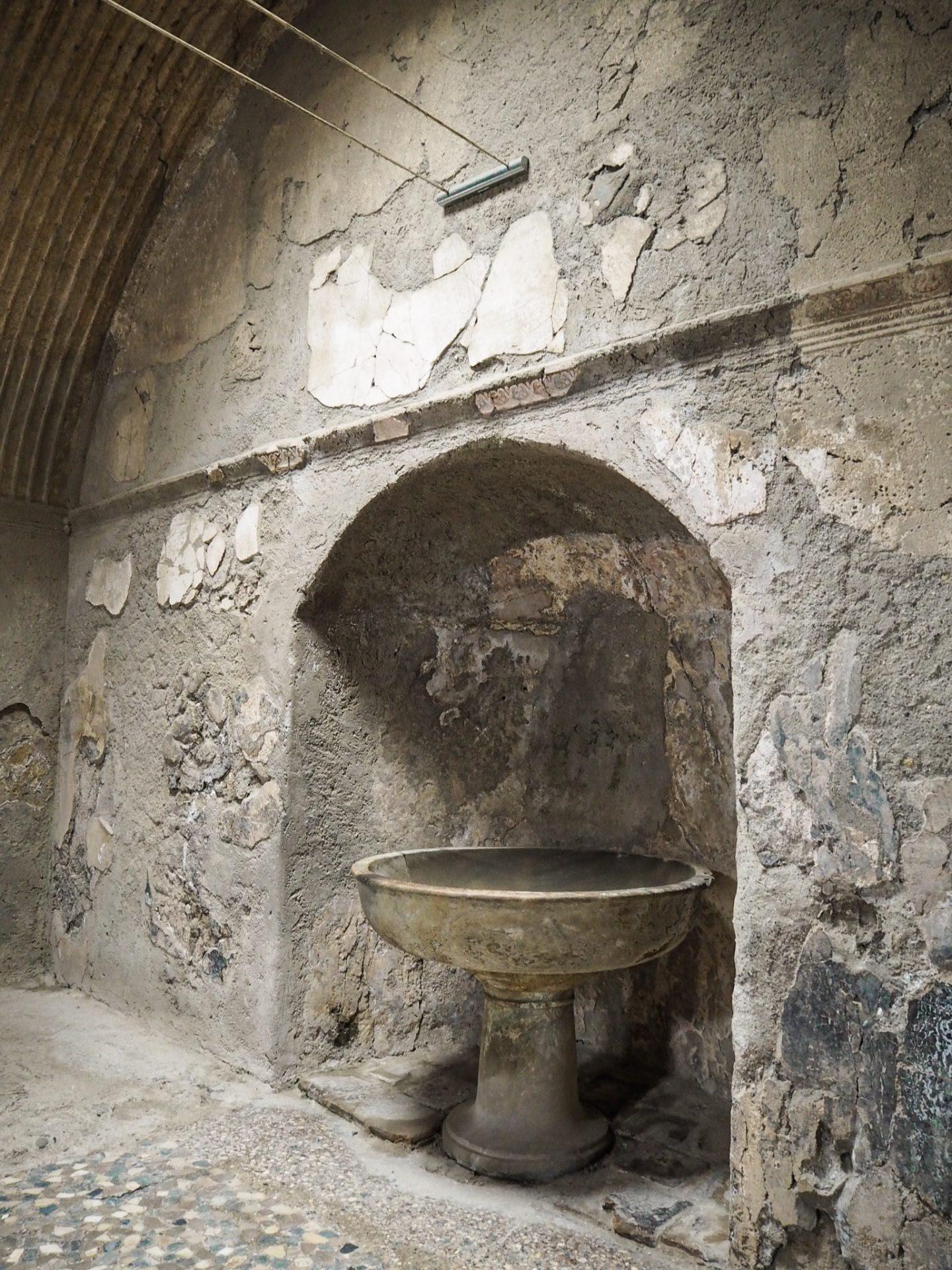 Bacin ruins