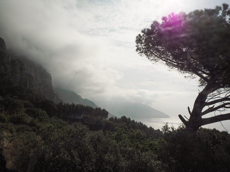 Sorrento travel: Amalfi drive