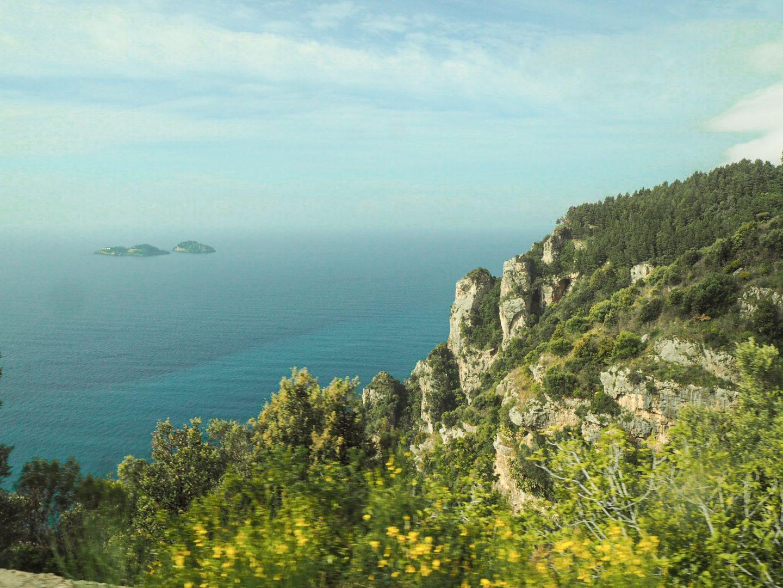 Sorrento travel: light side of amalfi drive