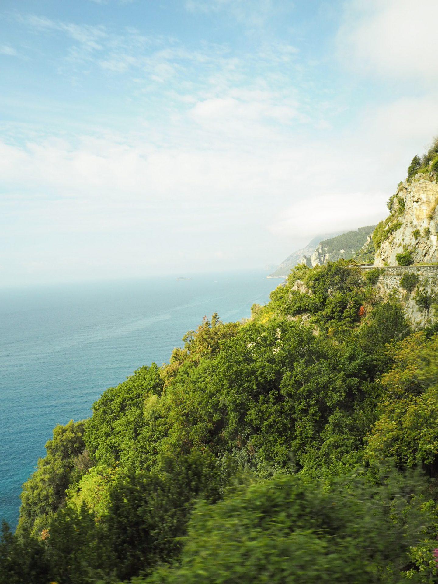 light side of amalfi drive