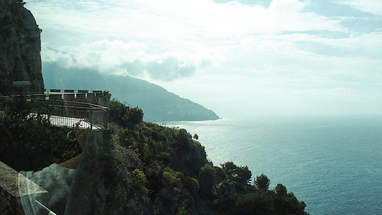 Dark Amalfi drive