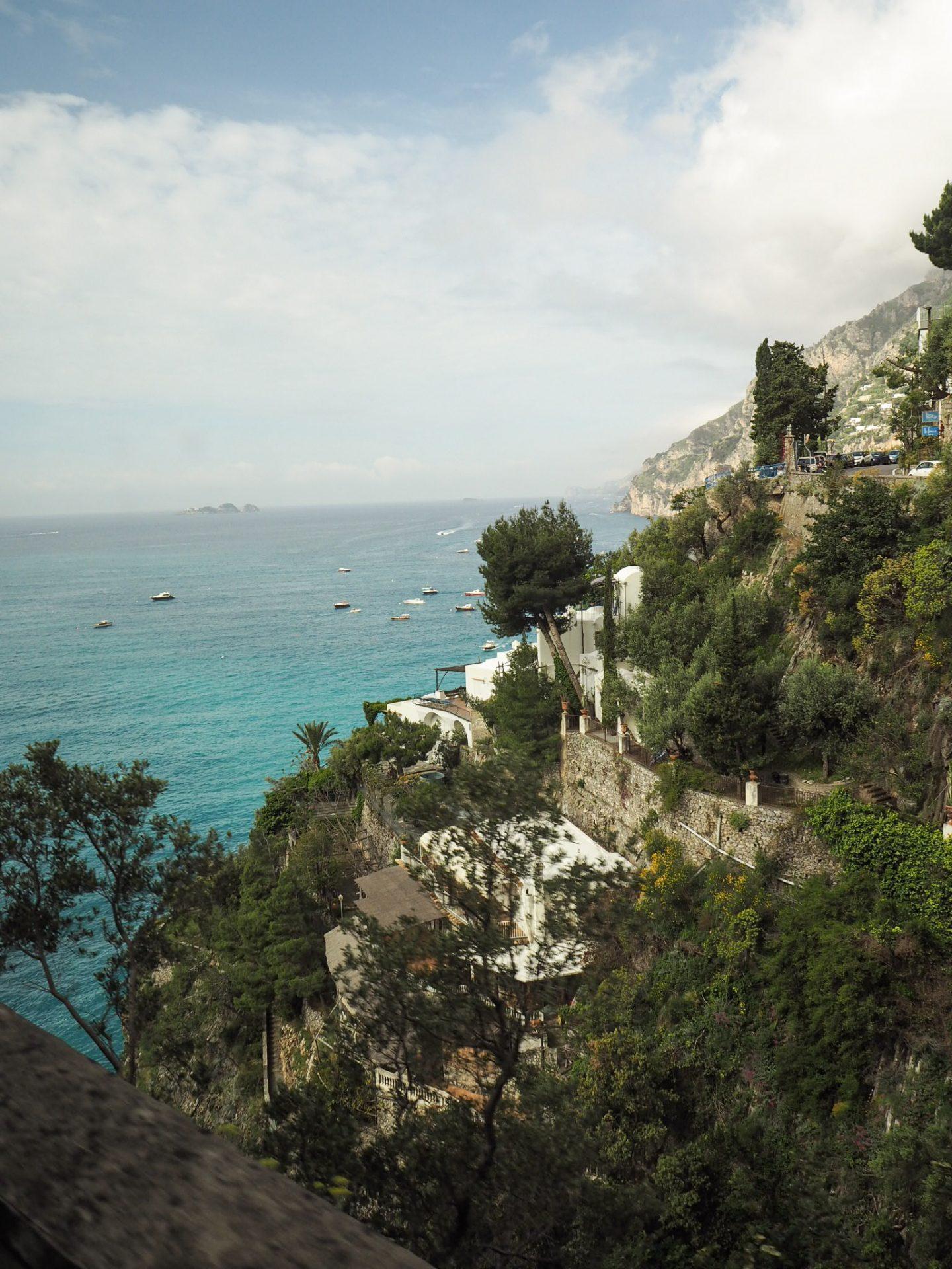 Sorrento travel: Positano