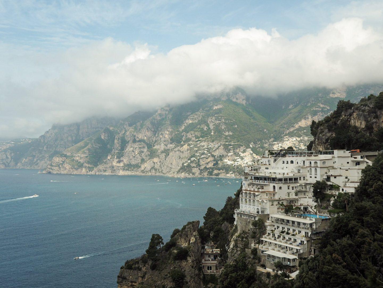 Sorrento travel Amalfi drive