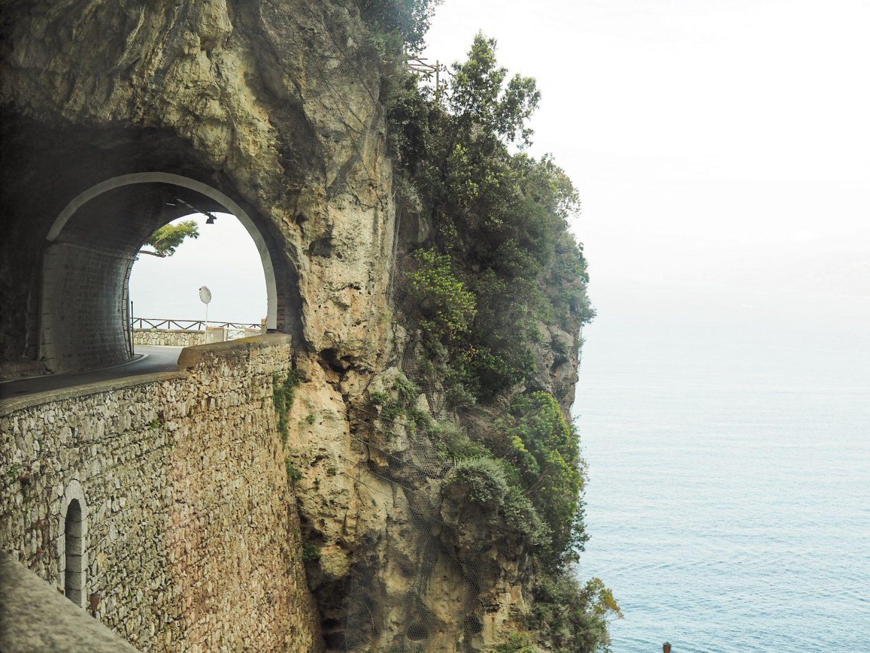 Amalfi drive: Sorrento travel