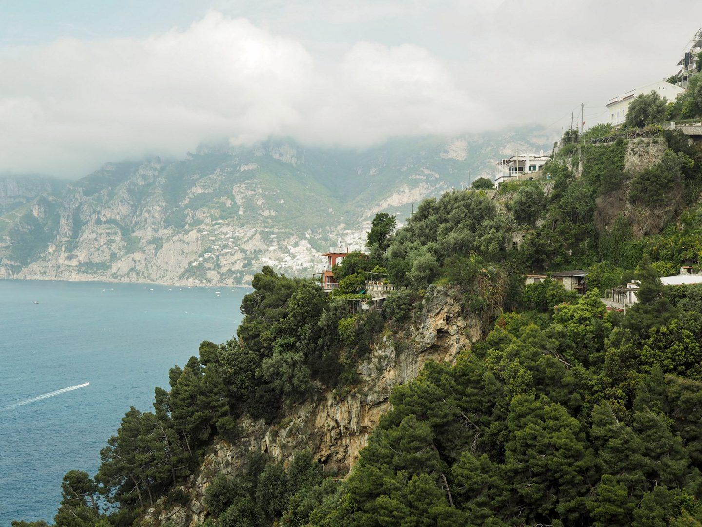 Amalfi drive views