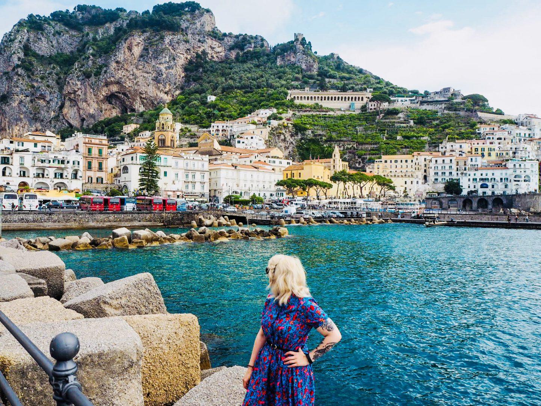 Alice in Amalfi