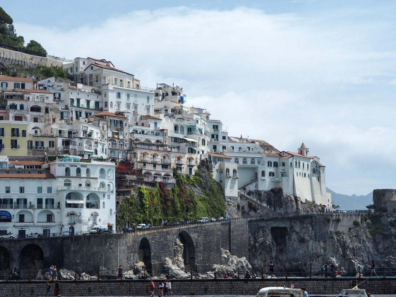 Sorrento travel: Amalfi coast