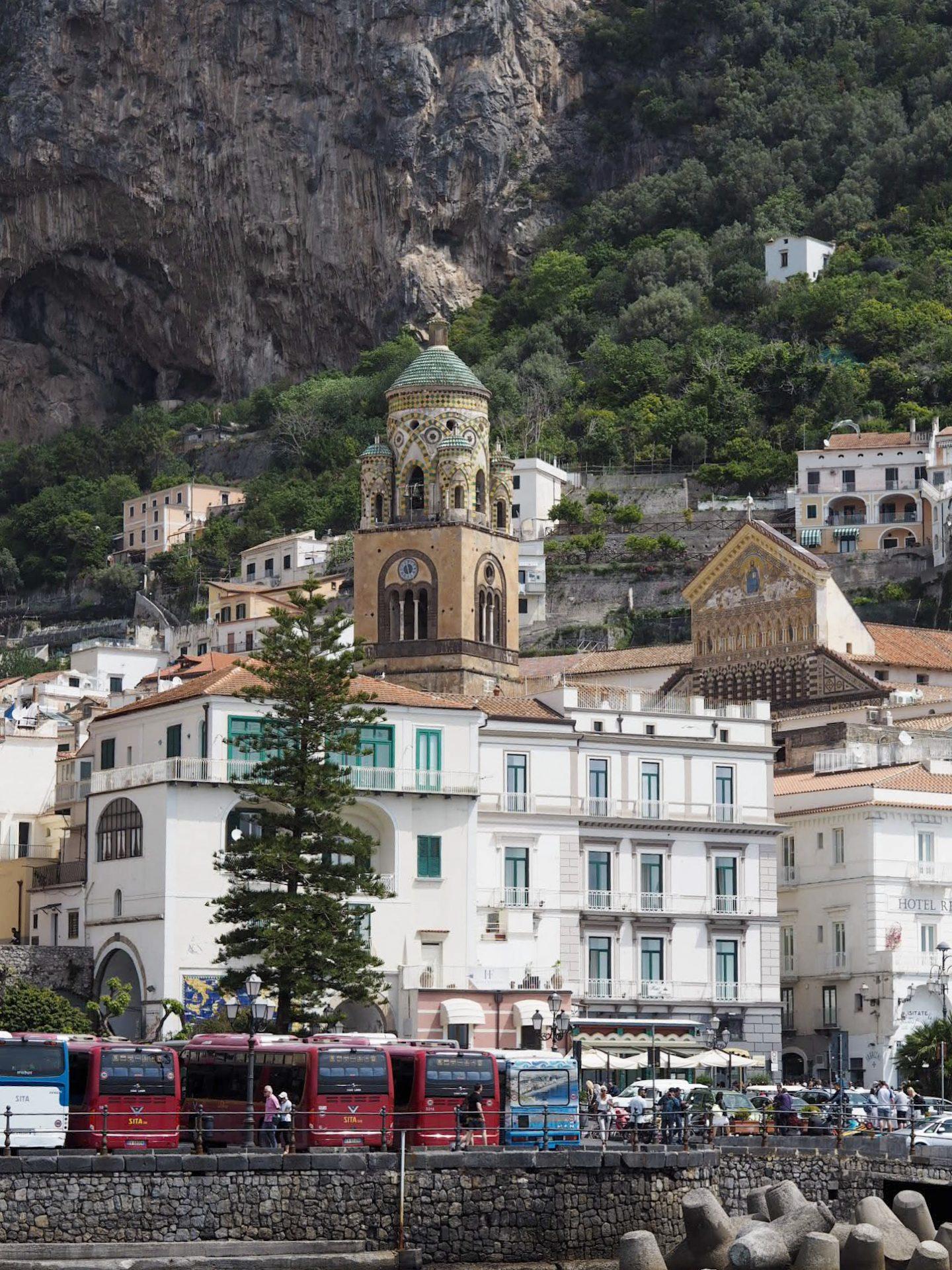 Buildings Amalfi