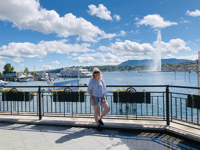 Lake Geneva - Mont Salève day