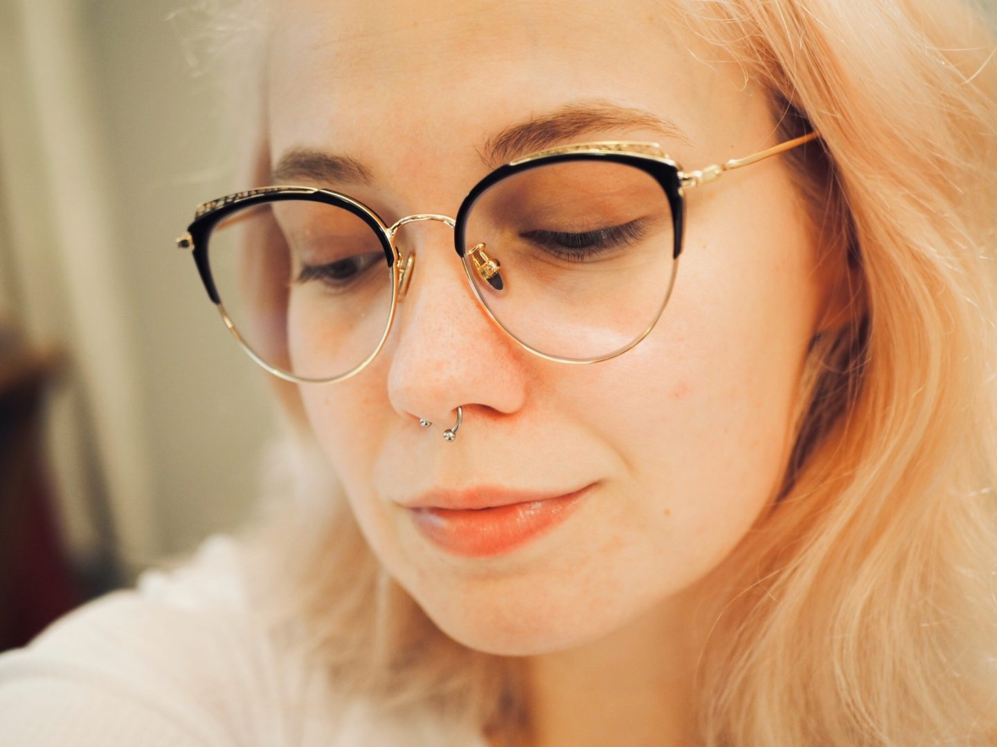 Back to work glasses